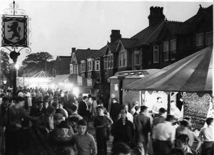 Cheam Fair 1961 (The Advertiser/Sutton Local Studies & Archives)
