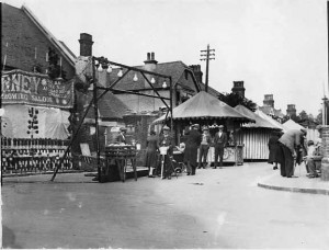 Cheam Fair c1930s (Sutton Local Studies & Archives)