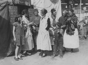 Cheam Fair c1930s (Sutton Local Studies & Archives)