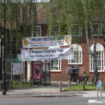 130512 Cheam Charter Fair Banner (© Richard Marston)
