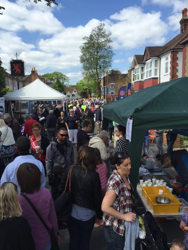 Cheam Charter Fair 2016