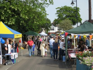 Cheam Charter Fair 2014