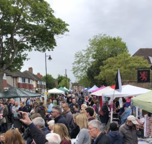 Cheam Charter Fair 2018